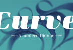 Curve [10 Fonts] | The Fonts Master