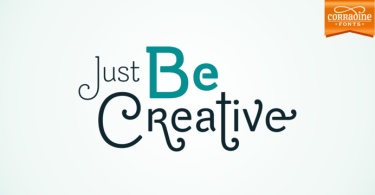 Be Creative [3 Fonts] | The Fonts Master
