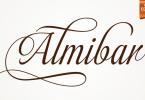 Almibar [4 Fonts]