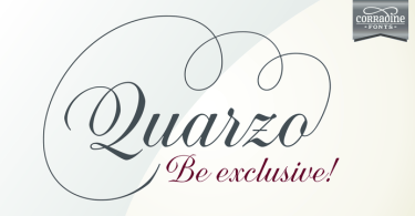 Quarzo [1 Font] | The Fonts Master