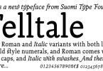 Telltale [2 Fonts] | The Fonts Master