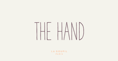 The Hand [6 Fonts] | The Fonts Master