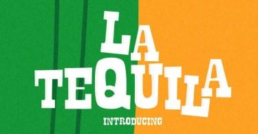 La Tequila [2 Fonts] | The Fonts Master