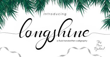 LongShine Script [1 Font]