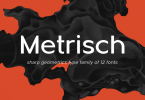 Metrisch [12 Fonts] | The Fonts Master