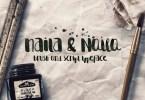 Naila Script Lite [1 Font] | The Fonts Master