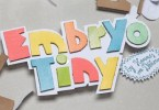 Embryo Tiny [2 Fonts] | The Fonts Master