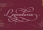 Legendaria [17 Fonts] | The Fonts Master