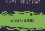Blackberries [2 Fonts] | The Fonts Master