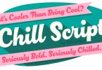 Chill Script [1 Font] | The Fonts Master