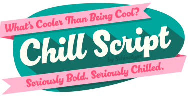 Chill Script [1 Font] - The Fonts Master