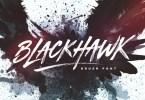 Blackhawk [3 Fonts] | The Fonts Master