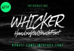 Whicker [2 Fonts] | The Fonts Master