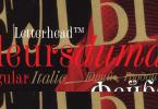 Fleursdumal [2 Fonts] | The Fonts Master