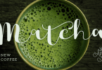 Matcha [2 Fonts] | The Fonts Master