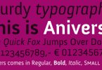 Anivers [4 Fonts] | The Fonts Master
