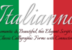 Italianno [1 Font] | The Fonts Master