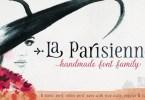 La Parisienne [6 Fonts] | The Fonts Master