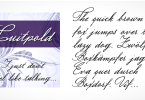 Luitpold Handwriting [1 Font] | The Fonts Master
