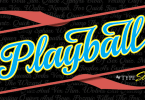 Playball Pro [1 Font] | The Fonts Master