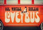 Lovebus [1 Font + Extras] | The Fonts Master