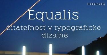 Equalis [5 Fonts]