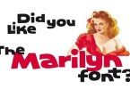 Marilyn [1 Font] | The Fonts Master