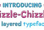 Bizzle-Chizzle [4 Fonts] | The Fonts Master