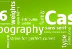 Cast [6 Fonts] | The Fonts Master