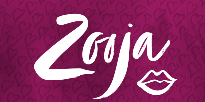 Zooja [7 Fonts]   The Fonts Master