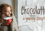 Chocolatte [2 Fonts] | The Fonts Master