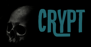 Crypt [1 Font] | The Fonts Master