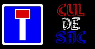 Cul De Sac [2 Fonts] | The Fonts Master
