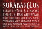 Surabanglus [1 Font] | The Fonts Master