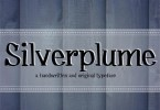 Mrf Silverplume [1 Font] | The Fonts Master