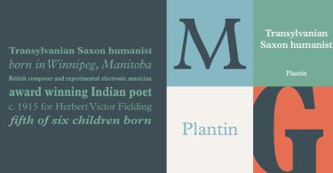 Plantin Super Family [28 Fonts] | The Fonts Master