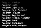 Programme Super Family [19 Fonts] | The Fonts Master