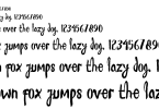 Mountains [1 Font] | The Fonts Master