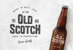 Old Scotch [7 Fonts] | The Fonts Master