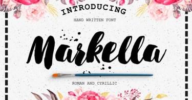 Markella [1 Font]