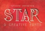 Star [8 Fonts] | The Fonts Master