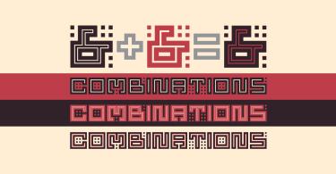 Yekuana [3 Fonts] | The Fonts Master