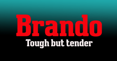 Brando [2 Fonts] | The Fonts Master