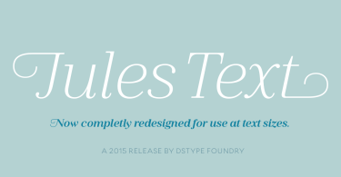 Jules Text Super Family [15 Fonts] | The Fonts Master