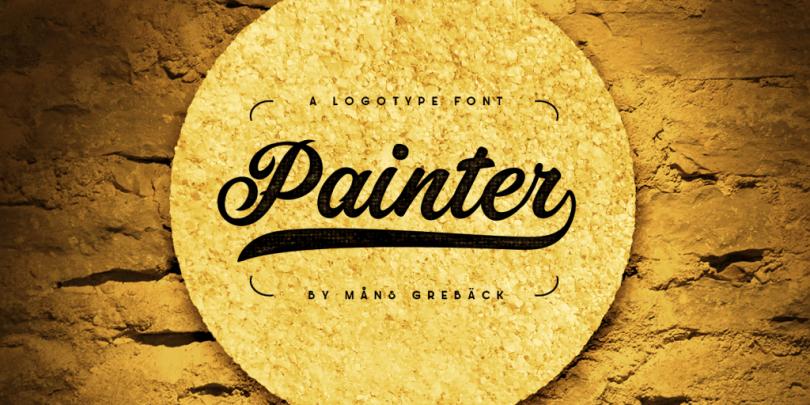 Painter [1 Font]