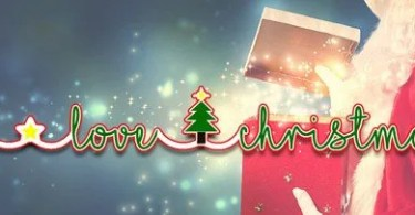 I Love Christmas [1 Font] | The Fonts Master