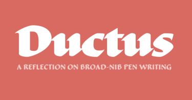 Ductus [5 Fonts] | The Fonts Master