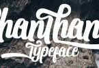 Shanthans [3 Fonts] | The Fonts Master