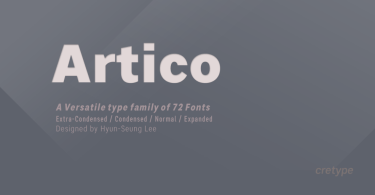 Artico Super Family [72 Fonts]   The Fonts Master