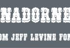 Unadorned Jnl [1 Font] | The Fonts Master
